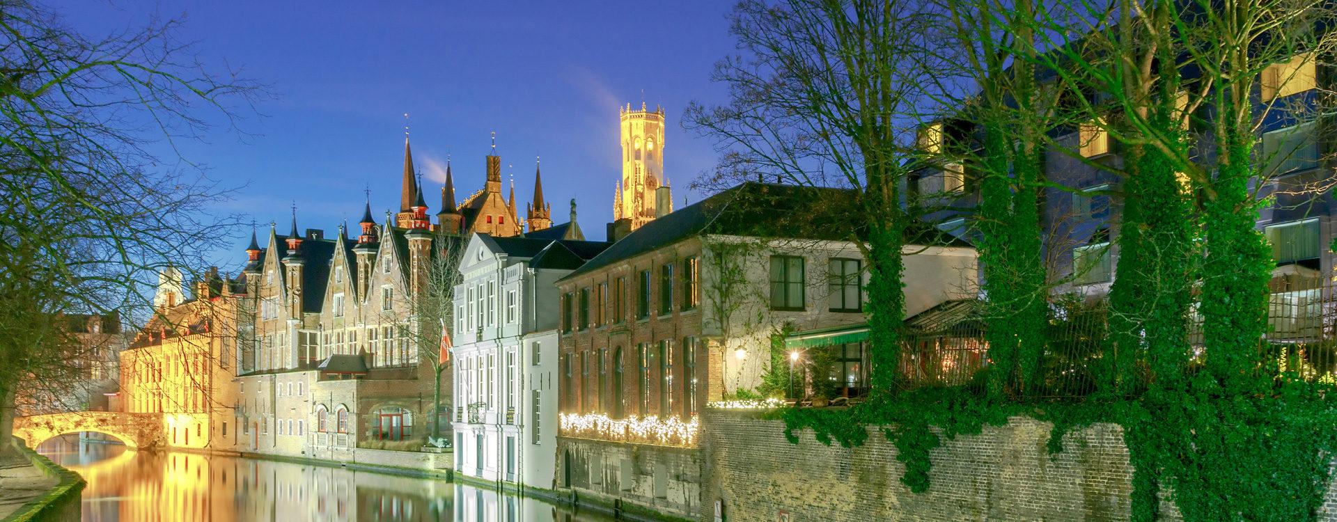 Bruges - Hotel Albert 1