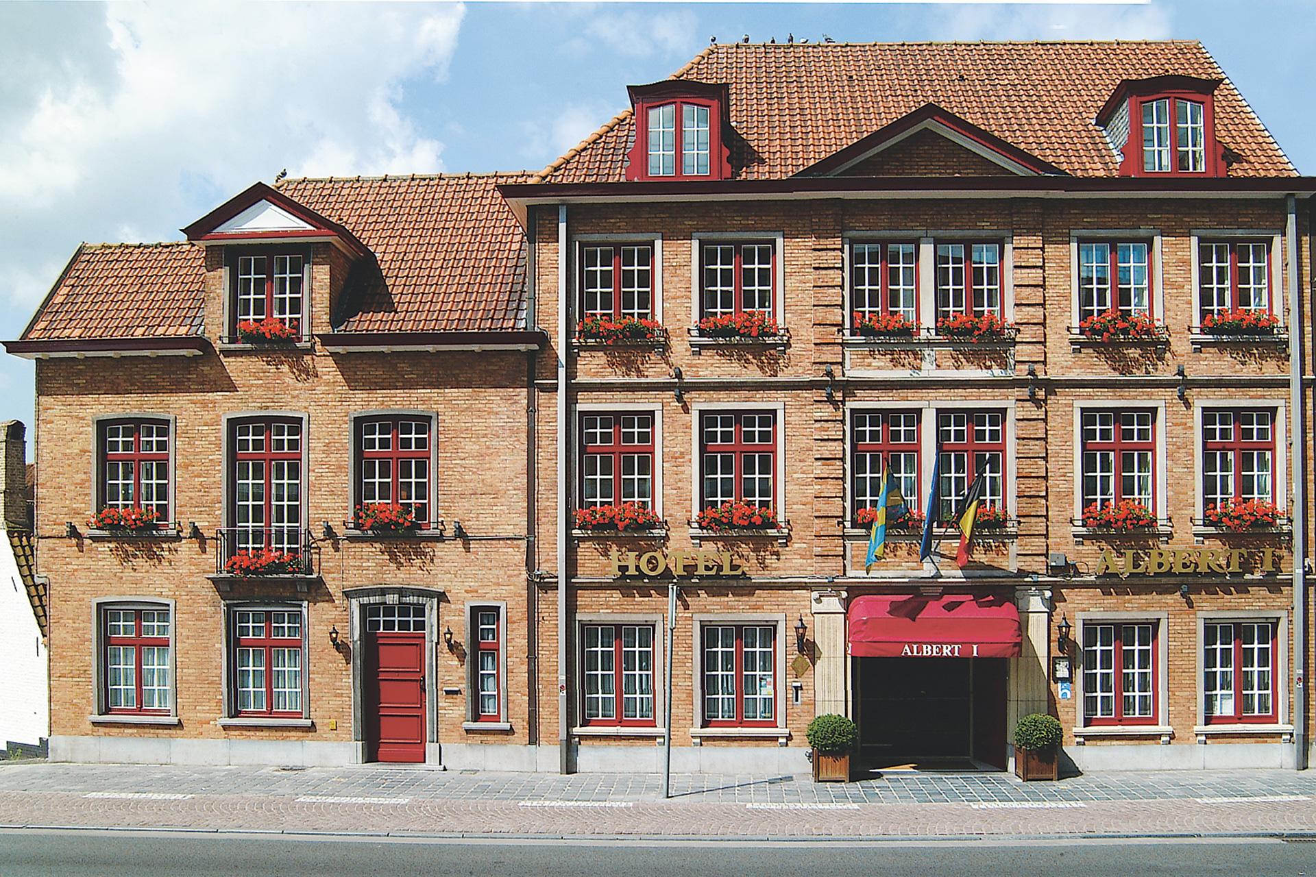 Bilder - Hotel Albert 1