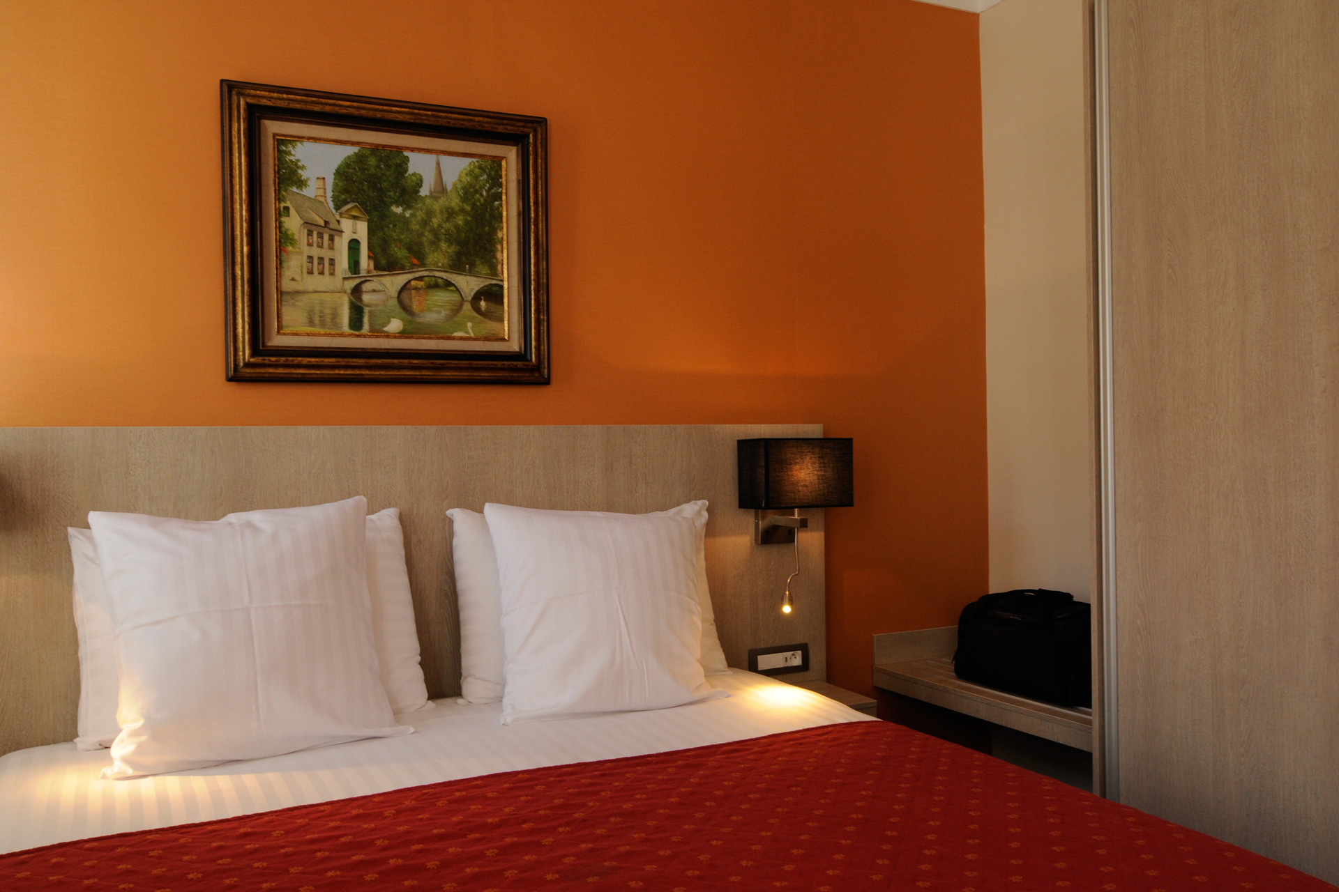 Triple room - Hotel Albert 1