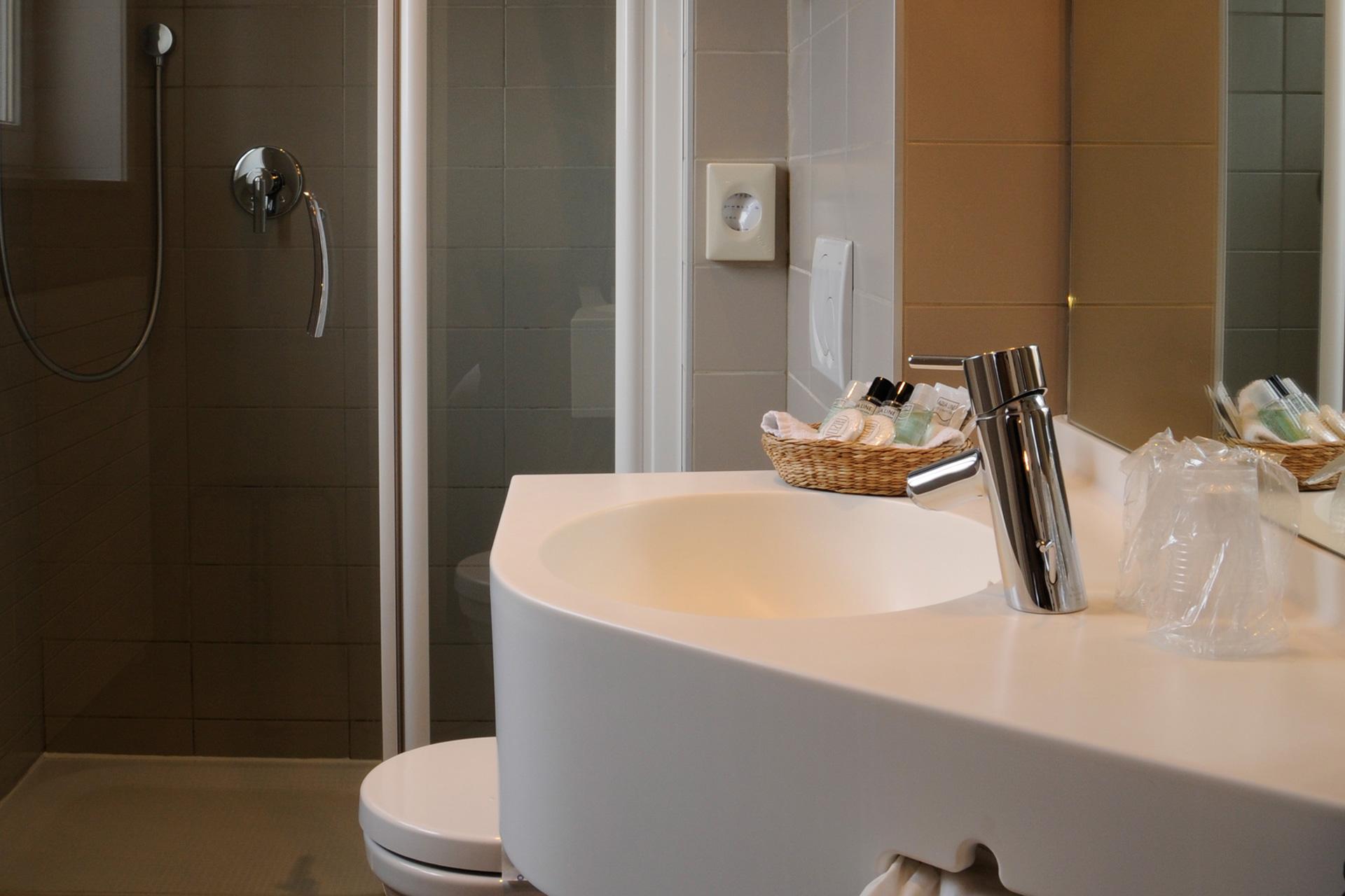 Chambre simple - Hotel Albert 1