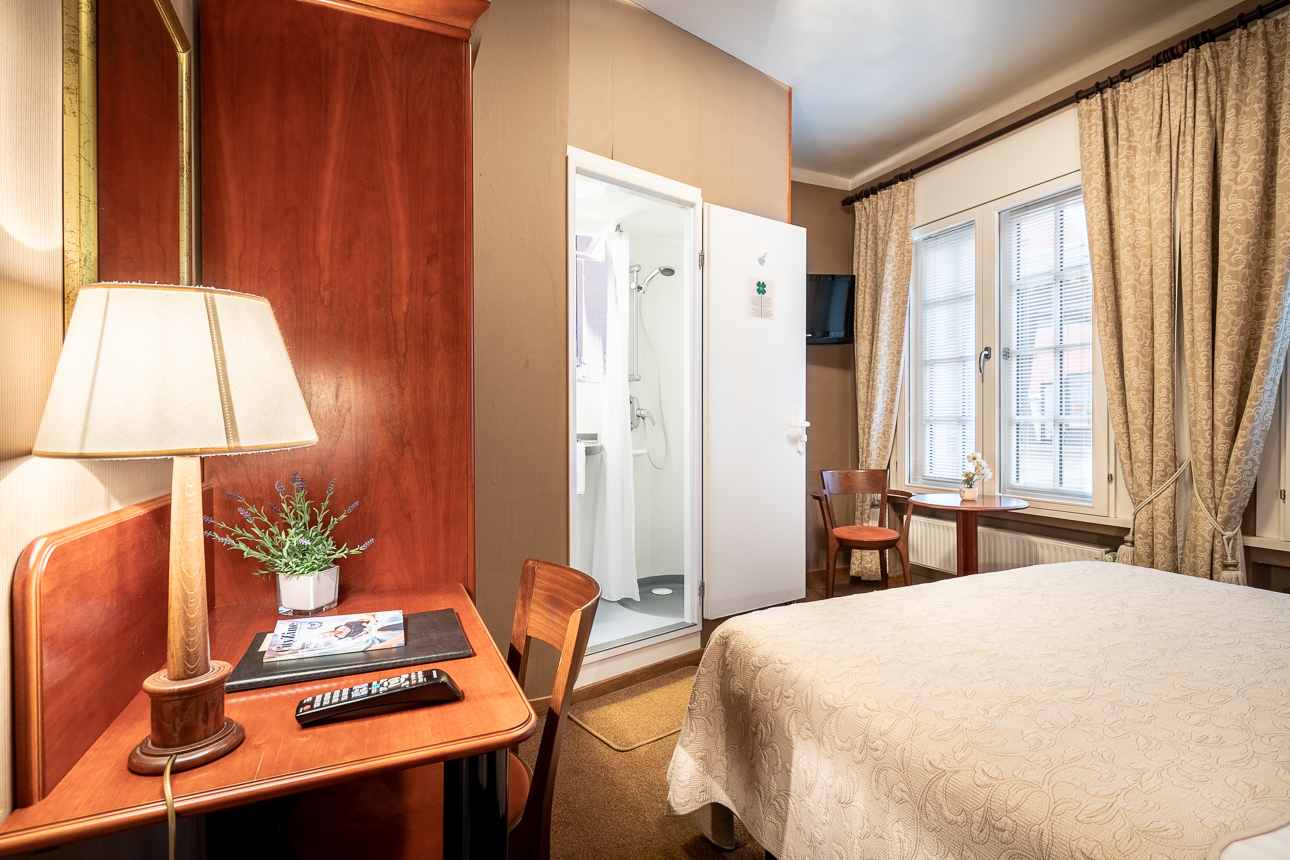 Single room - Hotel Albert 1